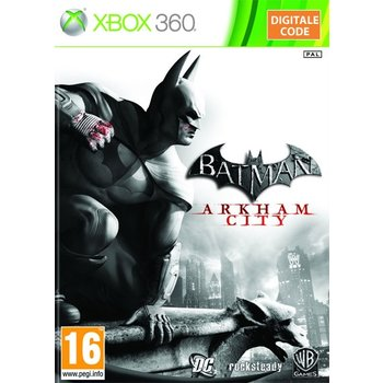 Xbox 360 Batman Arkham City - Digital Download Code