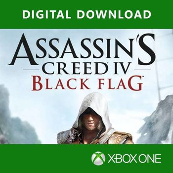 Xbox One Assassin's Creed Black Flag - Digital Download Code