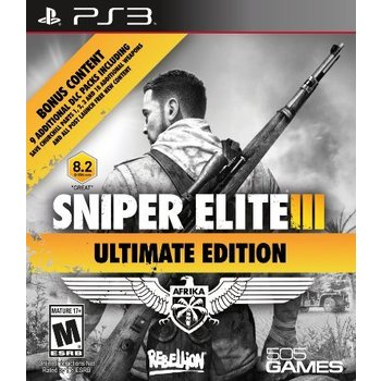 PS3 Sniper Elite 3 Ultimate Edition kopen