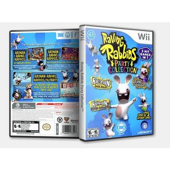 Wii Raving Rabbids Party Collection kopen