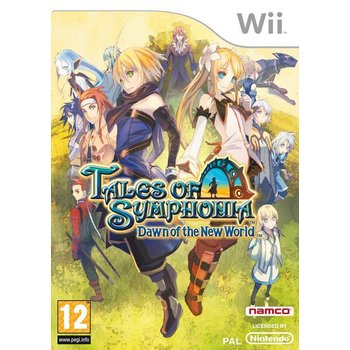 Wii Tales of Symphonia, Dawn of the New World