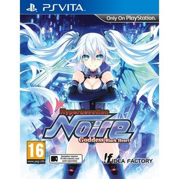 PS Vita Hyperdevotion Noire, Goddess Black Heart