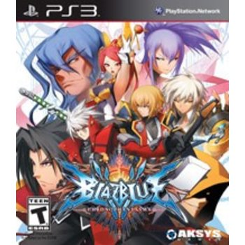 PS3 Blazblue Chronophantasma