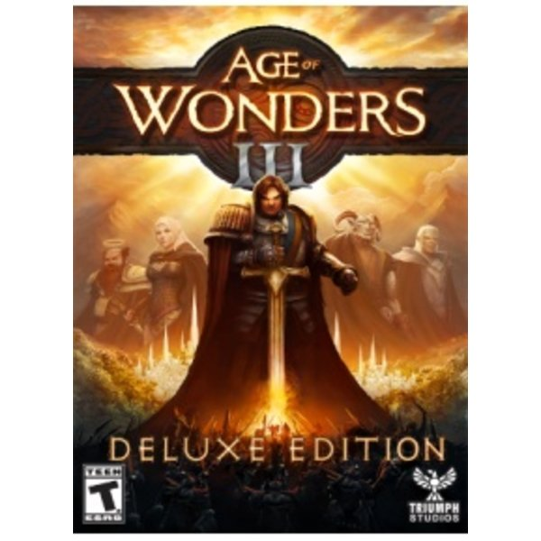PC Age of Wonders 3 (Deluxe Edition) Steam Key