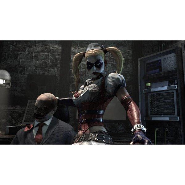 PC Batman Arkham Asylum (GOTY) Steam Key
