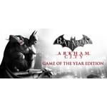 PC Batman Arkham City (GOTY) Steam Key