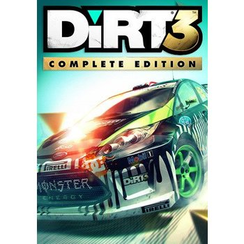 PC Dirt 3 (Complete Edition) Steam Key
