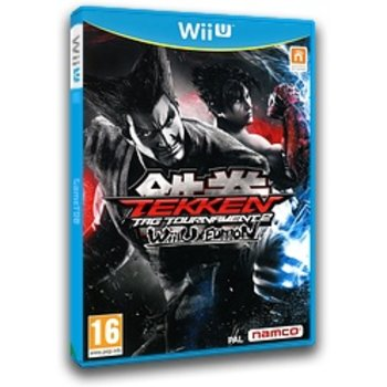 Wii U Tekken Tag Tournament 2
