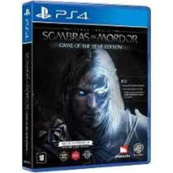 PS4 Middle-Earth: Shadow Of Mordor Game of the Year