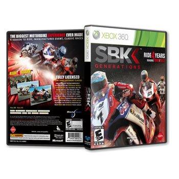 Xbox 360 SBK Generations
