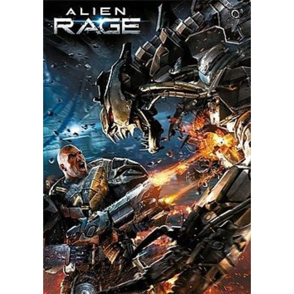 PC Alien Rage Steam Key