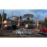 PC American Truck Simulator Steam Key