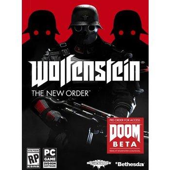 PC Wolfenstein: Buy The New Order (uncut) Steam Key
