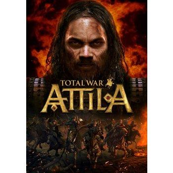 PC Total War: Buy Attila Steam Key