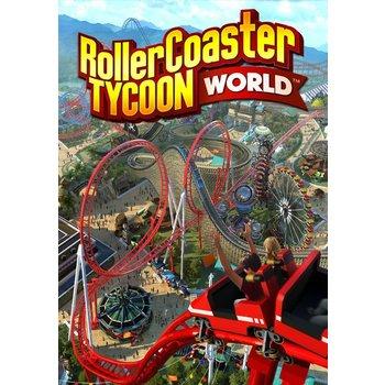 PC RollerCoaster Tycoon World Steam Key kopen