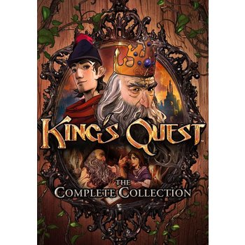 PC King's Quest Complete Collection Steam Key kopen
