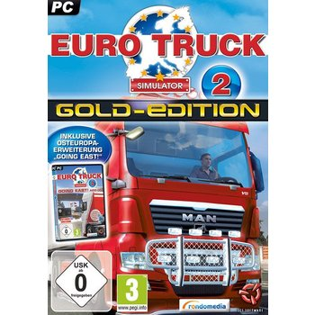 PC Euro Truck Simulator 2 (Gold Edition) Steam Key kopen