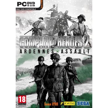 PC Company of Heroes 2: Ardennes Assault Steam Key kopen