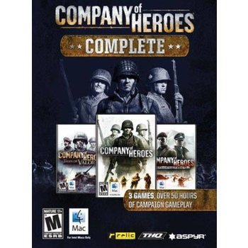 PC Company of Heroes (Complete Pack) Steam Key kopen