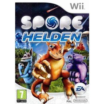 Wii Spore Helden