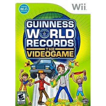 Wii Guinness World Records the Videogame