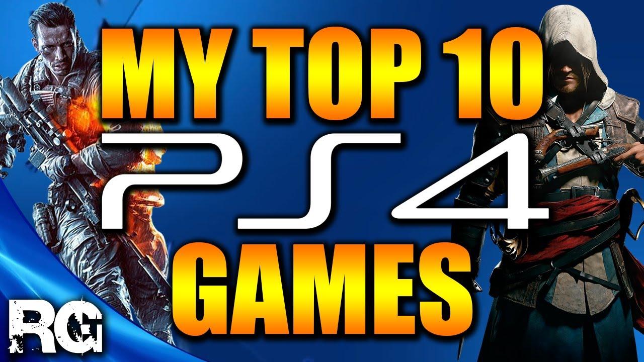 Beste top 10 ps4 games kopen