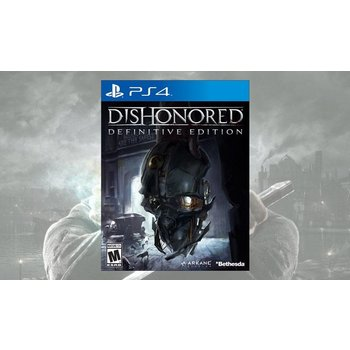 PS4 Dishonored Definitive Edition kopen