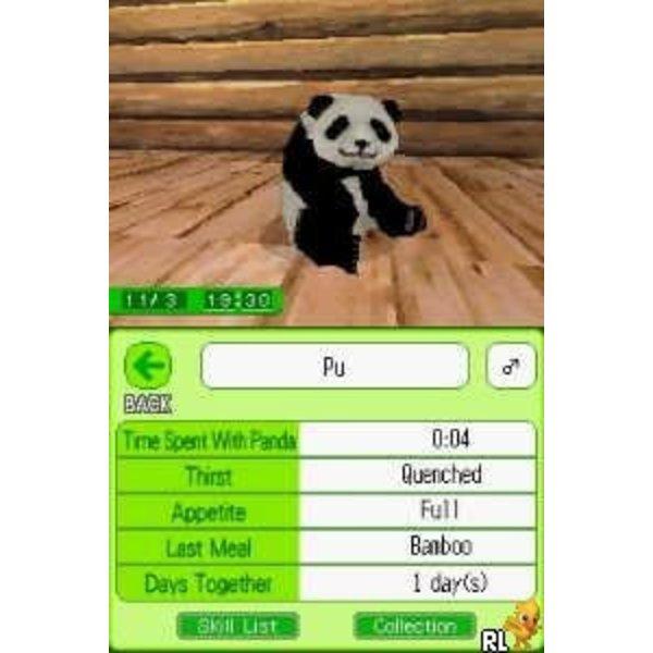 DS Used: Petz My Baby Panda