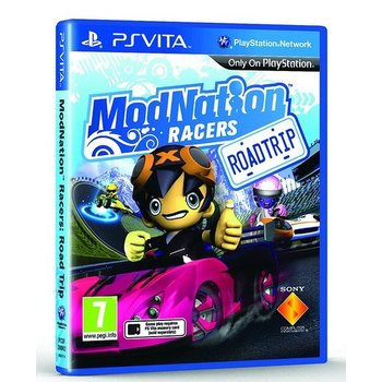 PS Vita Modnation Racers Roadtrip
