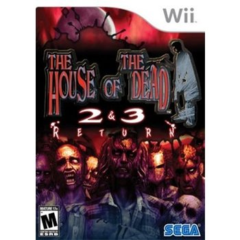 Wii House of the Dead 2 & 3 Return kopen