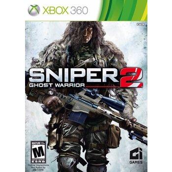 Xbox 360 Sniper Ghost Warrior 2 kopen