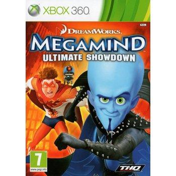 Xbox 360 Megamind: Het gevecht van de Rivalen