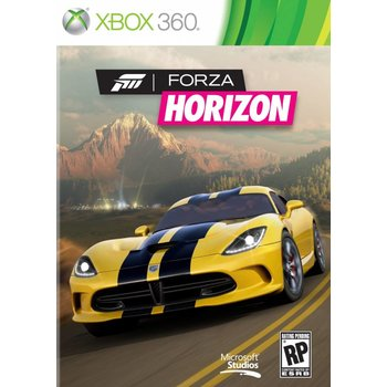 Xbox 360 Forza Horizon Digital Download Code