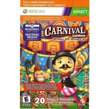 Xbox 360 Carnival games in Beweging Digital Download Code kopen