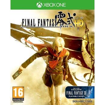 Xbox One Final Fantasy Type-0 HD kopen