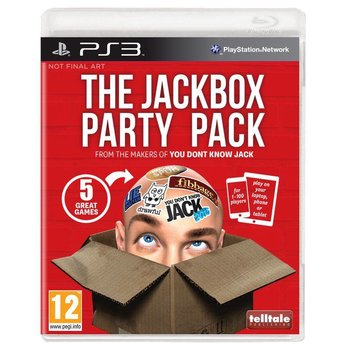 PS3 The Jackbox Party Pack