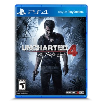 PS4 Uncharted 4 A Thief's End kopen