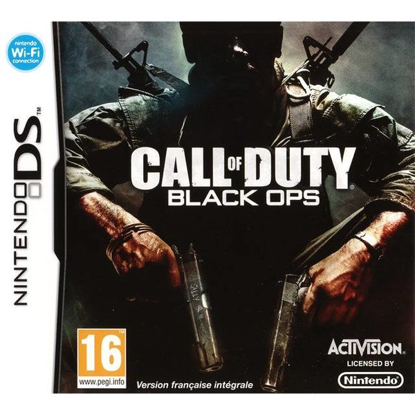 DS Used: Call of Duty Black Ops