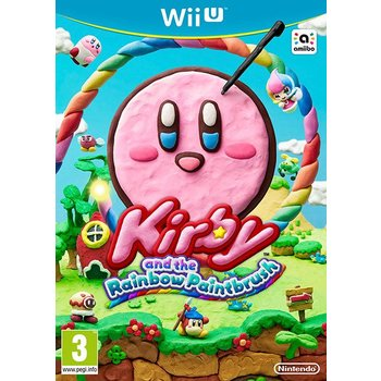 Wii U Kirby and the Rainbow Paintbrush