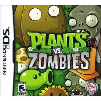 DS Plants vs. Zombies