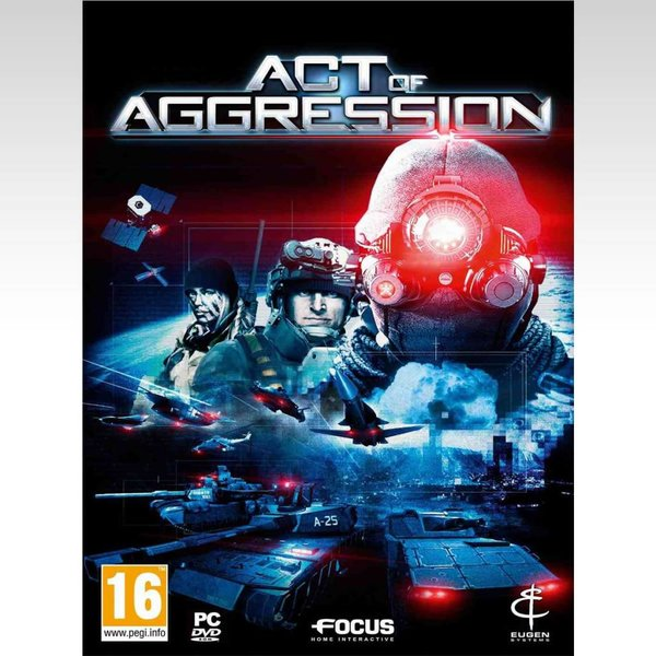 PC Act of Aggression Steam Key