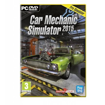 PC Car Mechanic Simulator 2015 Steam Key kopen