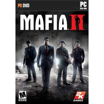 PC Mafia 2 Steam Key