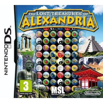 DS The Lost Treasures of Alexandria kopen