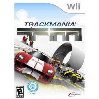 Wii Trackmania