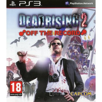 PS3 Dead Rising 2 Off the Record