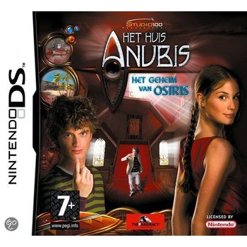 DS Het Huis Anubis Het geheim van Osiris