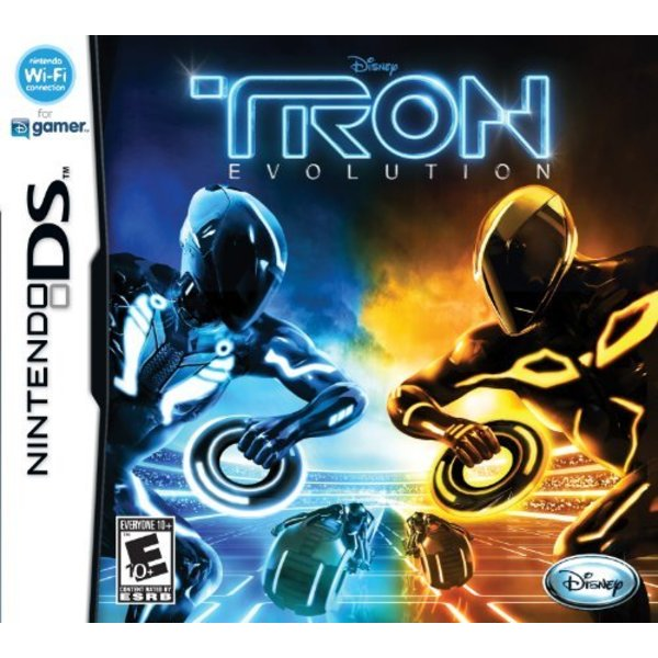 DS Used: Tron Evolution
