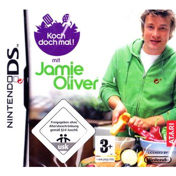 DS Jamie Oliver What's Cooking