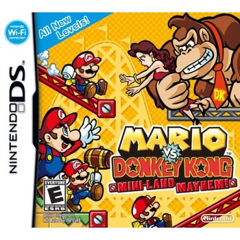 DS Mario vs. Donkey Kong Mini-Land Mayhem